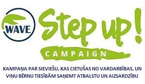 WAVE Step up logo